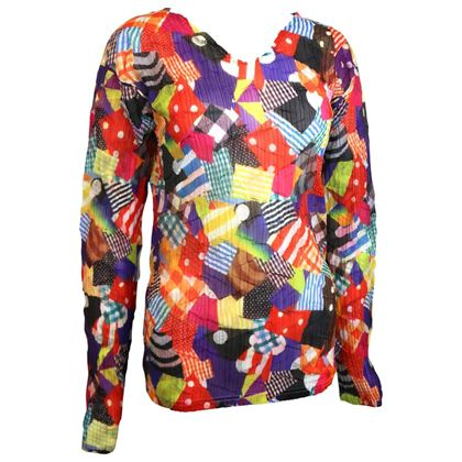 issey-miyake-multi-colour-and-pattern-long-sleeves-pleated-top-2