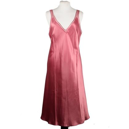 alberta-ferretti-pink-silk-chemise-nightwear-dress-w-perforated-trim-size-46-2