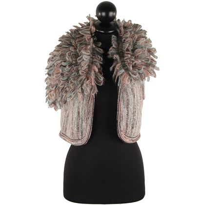 missoni-multicolor-wool-blend-knit-cropped-vest-shrug-w-shaggy-collar-size-42-2