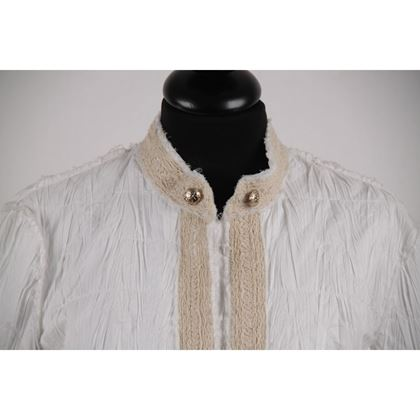 ermanno-daelli-white-crinckled-collarless-jacket-with-embroidery-size-44-2