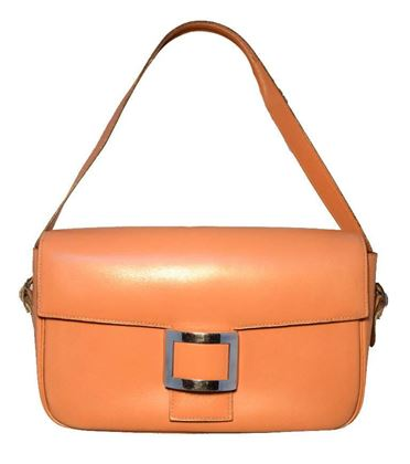 hermes-vintage-tan-leather-buckle-shoulder-bag-2
