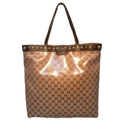 gucci-monogram-canvas-studded-shopping-brown-tote-bag-2