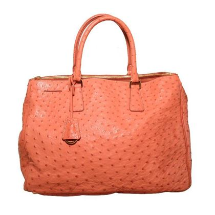 gorgeous-prada-galleria-saffiano-peach-coral-ostrich-leather-tote-bag-2