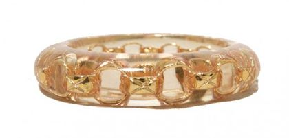 authentic-chanel-clear-acrylic-and-gold-chain-bangle-bracelet-3