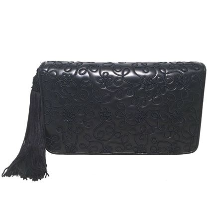 judith-leiber-navy-blue-embroidered-leather-tassel-clutch-2