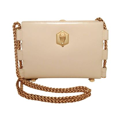 barry-kieselstein-cord-cream-leather-shoulder-bag