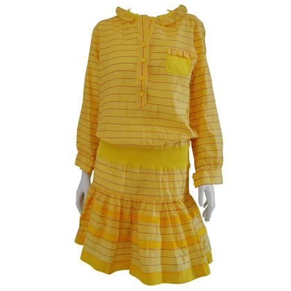 sonia-rykiel-yellow-cotton-dress-2