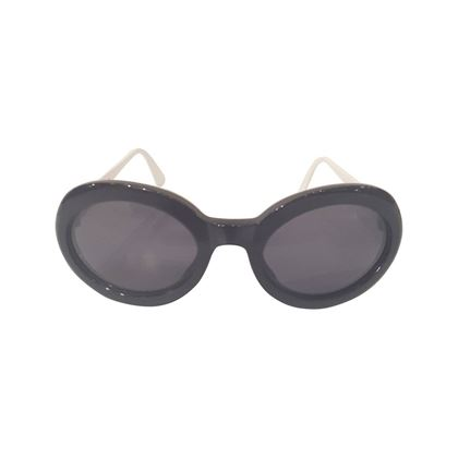 1980s-valentino-balck-and-dark-blue-navy-sunglasses-2