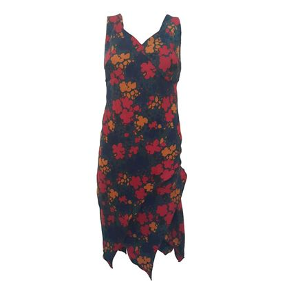 1970s-yves-saint-laurent-navy-with-flowers-dress-2