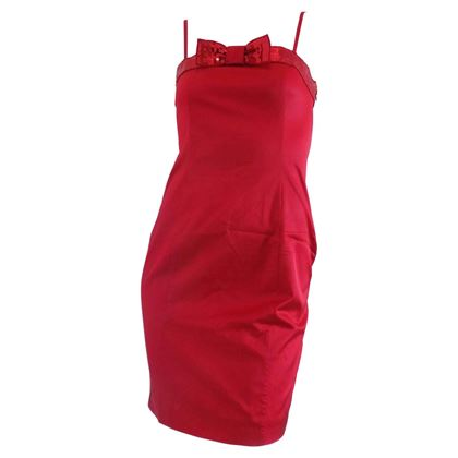 1990s-moschino-jeans-red-sequins-dress-3