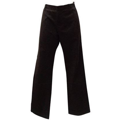 gucci-brown-cotton-trousers-2