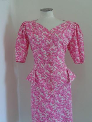 ungaro-solo-donna-paris-white-pink-flower-dress-2