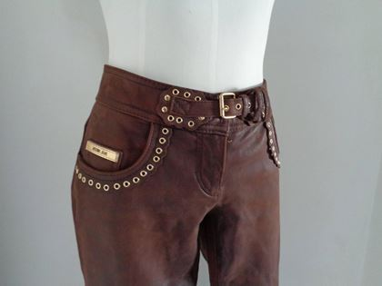 moschino-brown-leather-pants-2