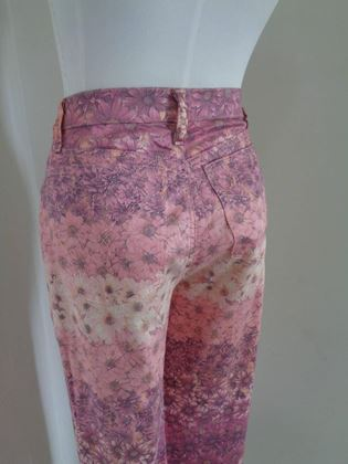 moschino-pink-flower-cotton-jeans