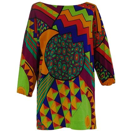 gucci-multicoloured-oversized-cotton-shirt