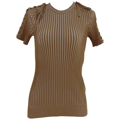 gucci-by-tom-ford-striped-grey-and-nude-t-shirt