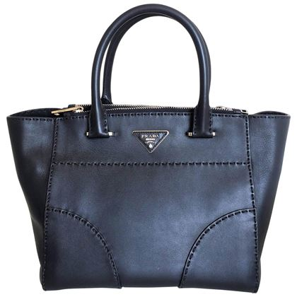 prada-black-leather-shoulder-bag-a-pristine-2way-city-calf-leather-tote-3