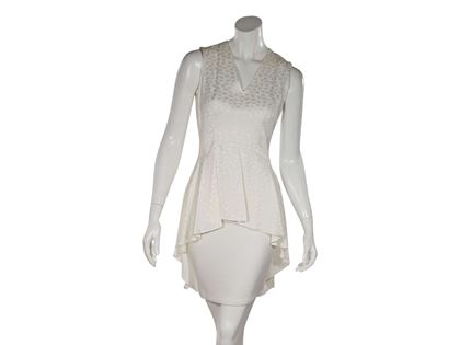 white-alexander-mcqueen-high-low-tunic-top-s-white
