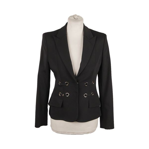 versace-black-blazer-jacket-with-lace-detail-size-40