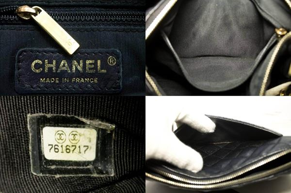 chanel-caviar-mini-small-chain-one-shoulder-bag-black-quilted-zip