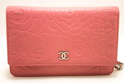 chanel-2012-pink-camellia-wallet-on-chain-woc-shoulder-bag-clutch