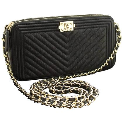 chanel-boy-v-stitch-black-caviar-wallet-on-chain-woc-shoulder-bag