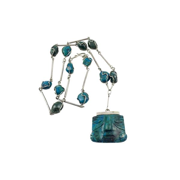 silver-and-peruvian-turquoise-necklace-1970s-2
