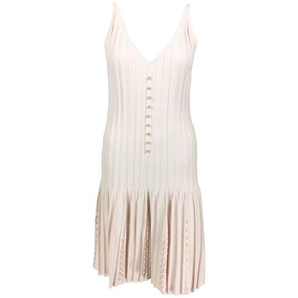 chanel-pale-pink-ribbed-summer-dress-with-pearl-buttons-2012-2