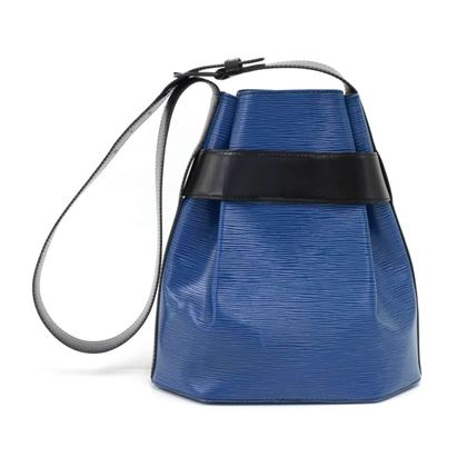 louis-vuitton-sac-depaule-pm-vio-blue-black-epi-leather-shoulder-bag
