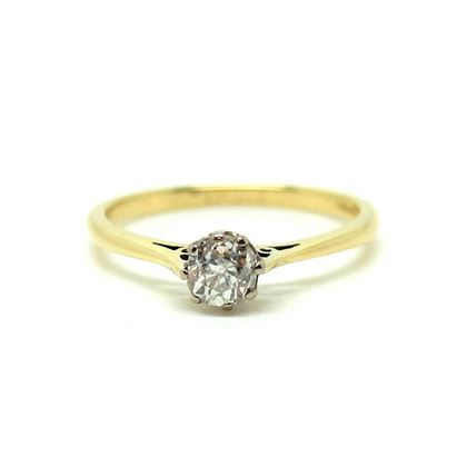 antique-victorian-old-cut-solitaire-diamond-gemstone-engagement-ring