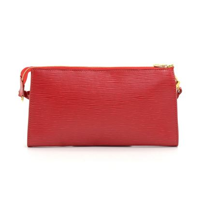 louis-vuitton-pochette-accessories-red-epi-leather-hand-bag-2