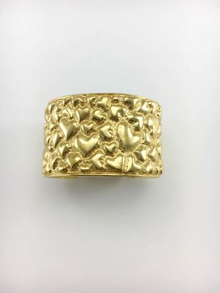 yves-saint-laurent-gold-plated-heart-cuff-bracelet-1980s