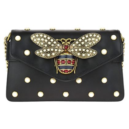 gucci-black-broadway-leather-clutch-bag