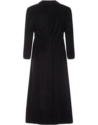 valentino-1960s-silk-and-velvet-coat-with-diamanté-button-detail-uk-size-10-12