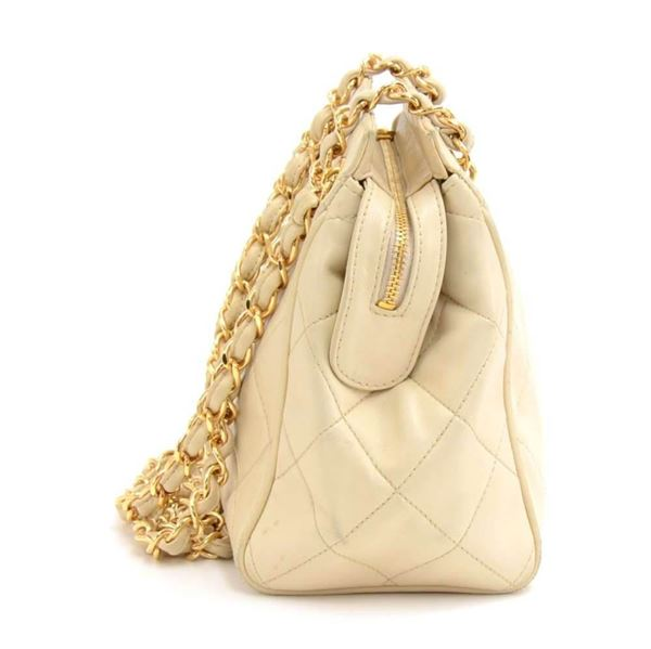 vintage-chanel-beige-quilted-lambskin-leather-small-shoulder-bag