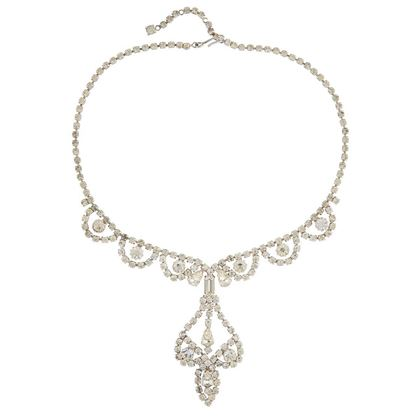 1940s-vintage-edwardian-style-drop-crystal-necklace