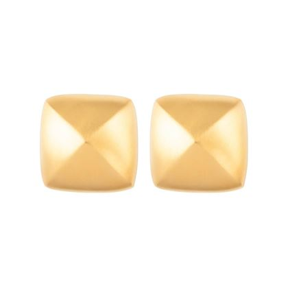 1980s-vintage-givenchy-brushed-statement-clip-on-earrings