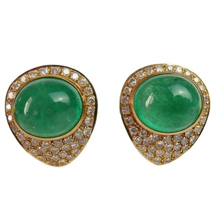 143-carat-emerald-cabochon-and-462-carat-diamond-earrings-18-karat-gold-2