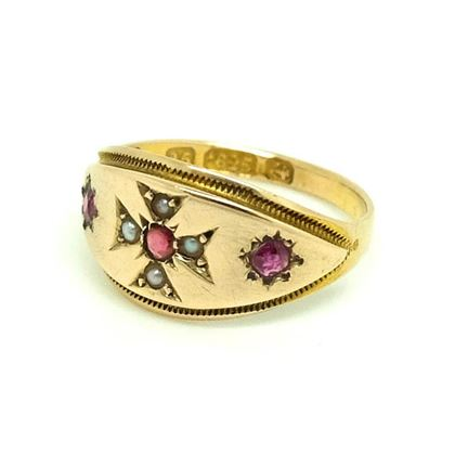 antique-victorian-maltese-15ct-yellow-gold-pinky-ring-3
