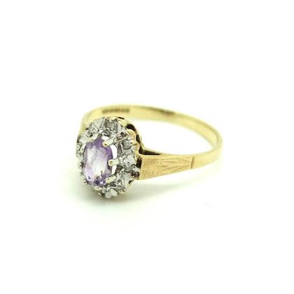 vintage-1980s-amethyst-diamond-9ct-gold-ring-2