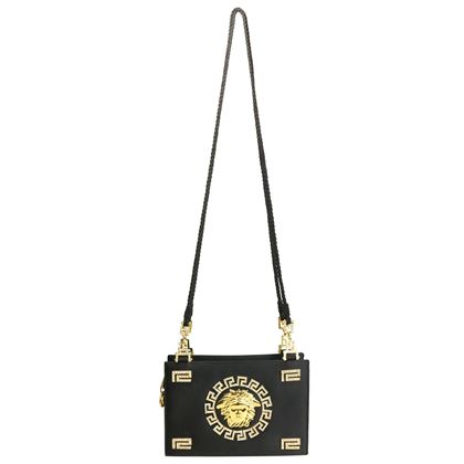 gianni-versace-couture-black-satin-gold-and-rhinestone-medusa-shoulder-bag-2