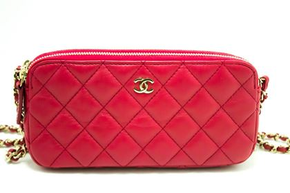 chanel-red-wallet-on-chain-woc-double-zip-chain-shoulder-bag-2