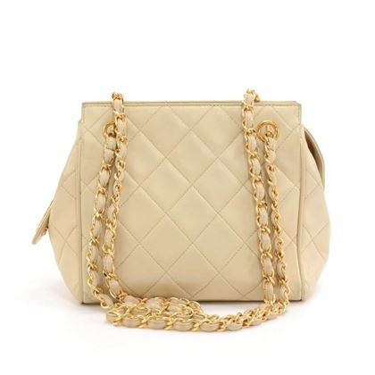 vintage-chanel-beige-quilted-lambskin-leather-small-shoulder-bag-2