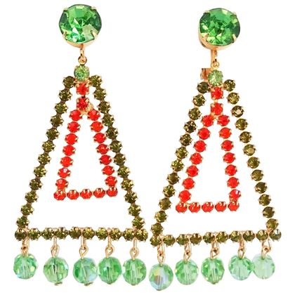 weiss-geometric-orange-and-green-earrings-1960s-2