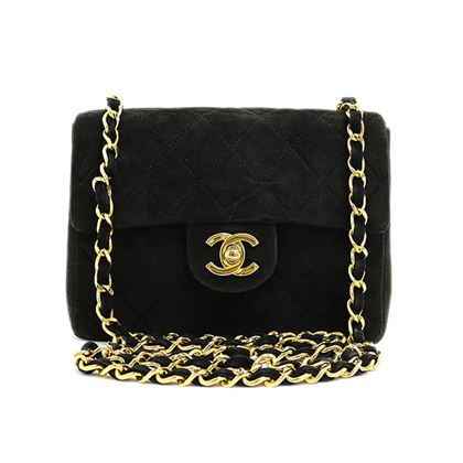 chanel-matelasse-quilted-suede-leather-chain-shoulder-bag-3