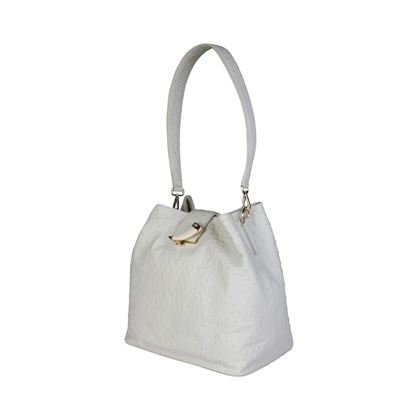 cavalli-class-white-leather-bucket-medium-shoulder-bag-2