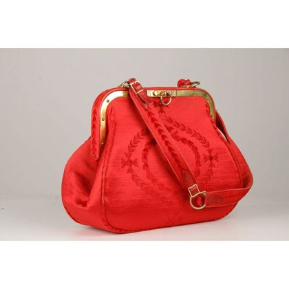 roberta-di-camerino-vintage-red-cut-velvet-shoulder-bag-2