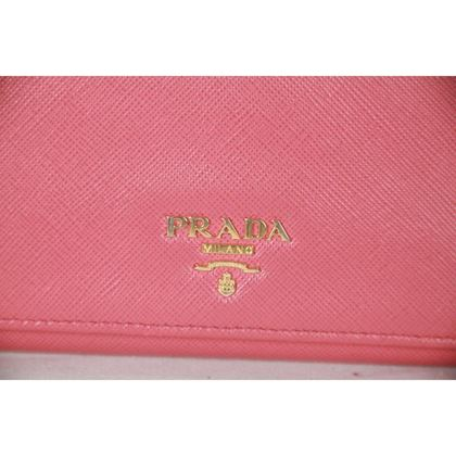 prada-pink-saffiano-leather-flap-continental-wallet-1m1132-3