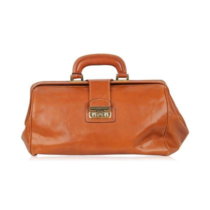 vintage-light-brown-leather-doctor-bag-handbag-2