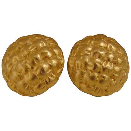 1980s-givenchy-gold-tone-clip-on-earrings-4